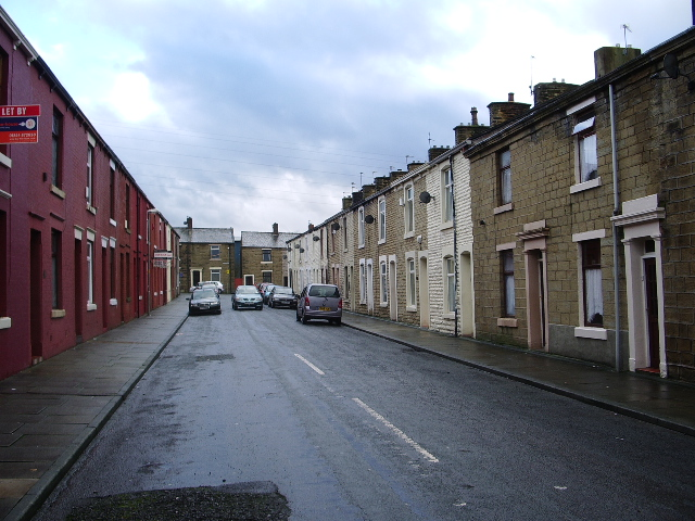 Albert  Street, Clayton-le-Moors