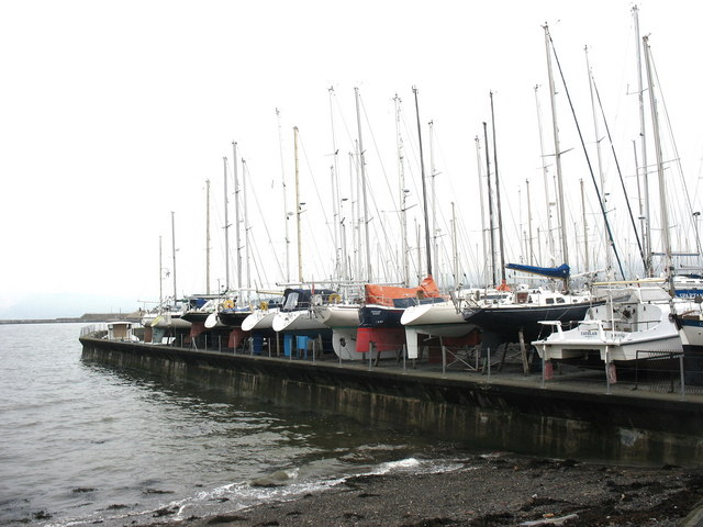 The northern quay at Dickies