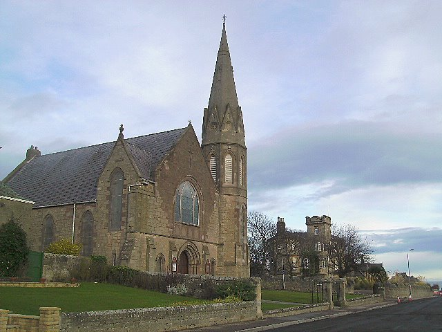 Saint James at Lossiemouth