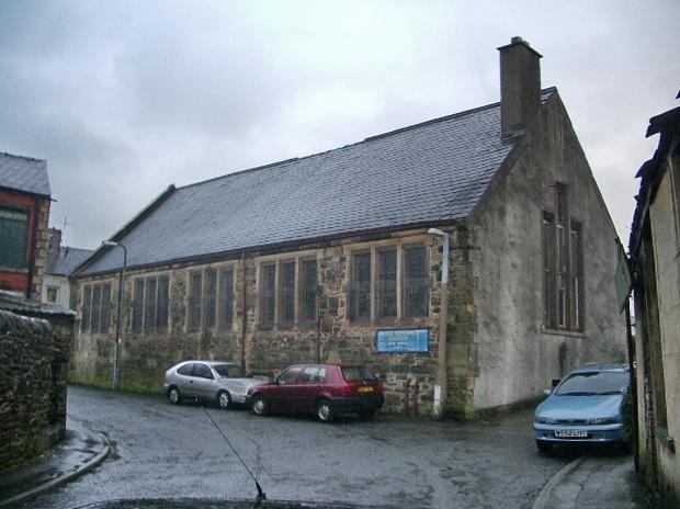 United Reformed Church, Great Harwood