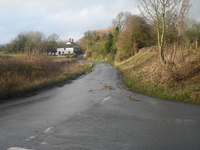 Merrington lanes