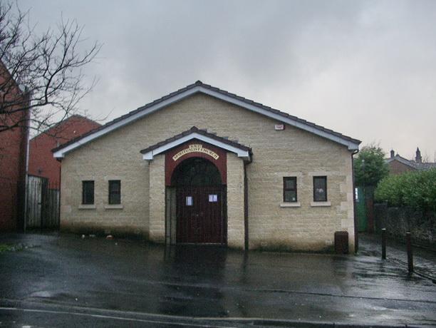 Spiritualist Church, Clayton Street, Great Harwood