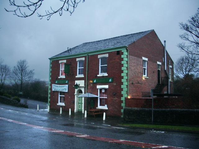 Harwoods, Blackburn Road, Great Harwood