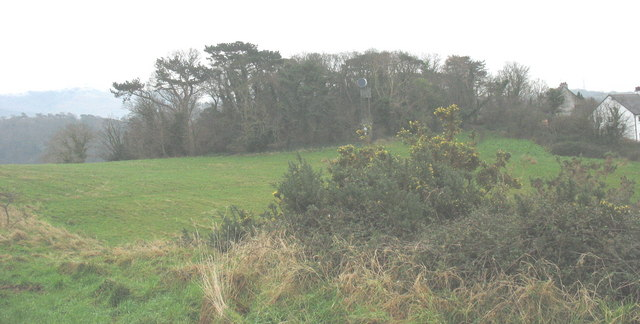 Scrubland west of the Roman Camp