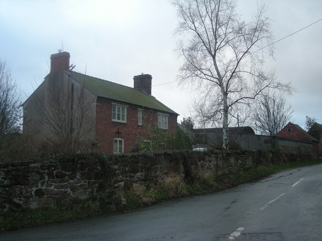House at Stanwardine