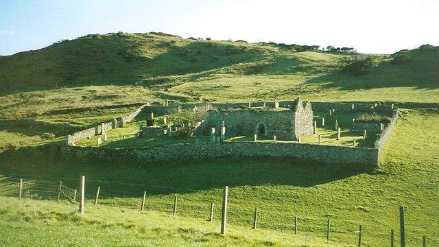Kilkivan Cemetery- Chapel