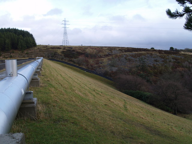 Carno Reservoir