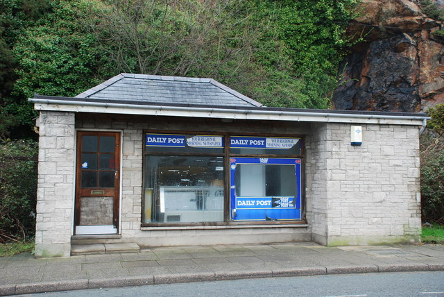 Swyddfa'r Post Lôn Abererch Post Office