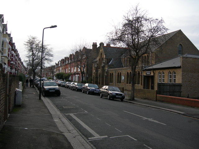 Hampden Road, N8 (1)
