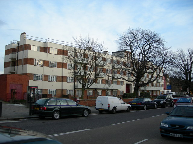Mountview Court, Green Lanes, N8