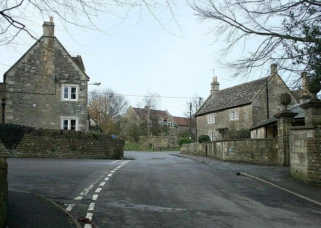 2008 : Monkton Farleigh crossroads