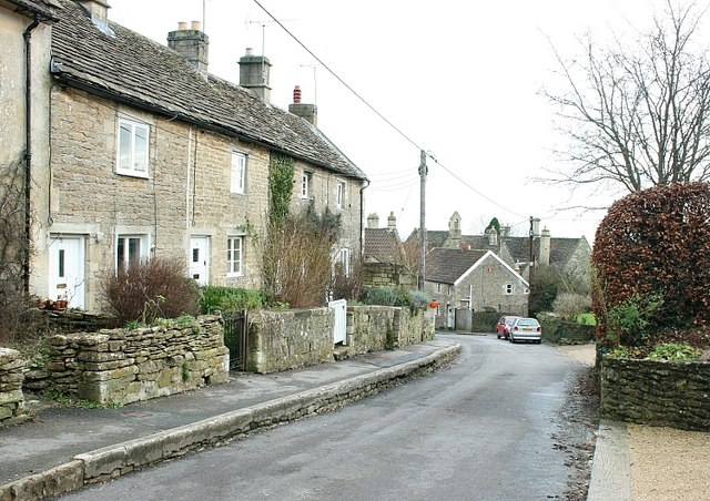 2008 :The Road to Wraxall, Monkton Farleigh