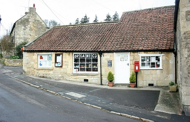 2008 : Village store and Post Office, Monkton Farleigh