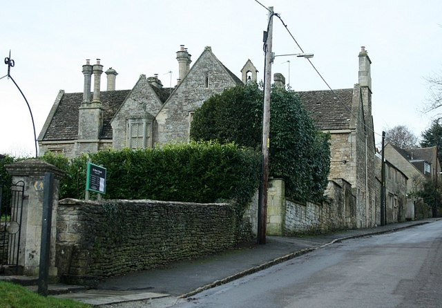 2008 : The Old School, Monkton Farleigh