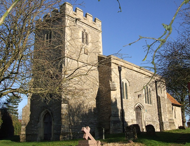 St. Michael & All Angels - Tower end