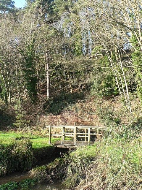 Coy Pond Gardens: the top