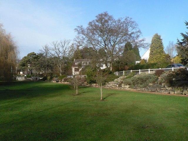 Coy Pond Gardens: rockery