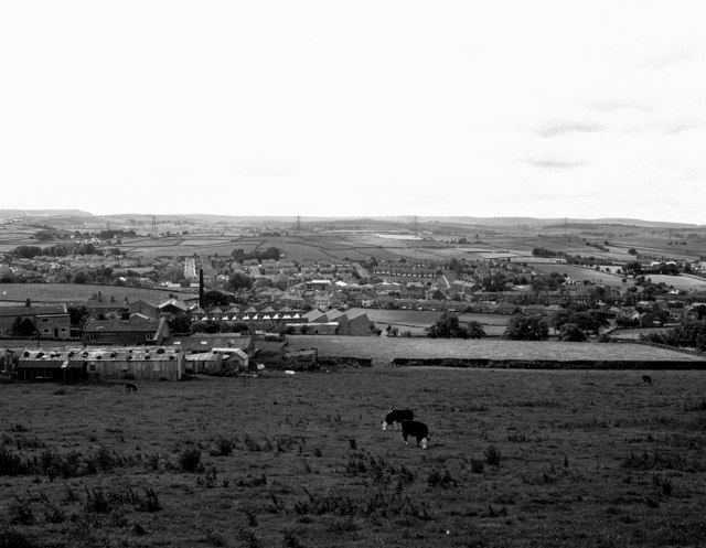 Wilsden, from Norr Hill