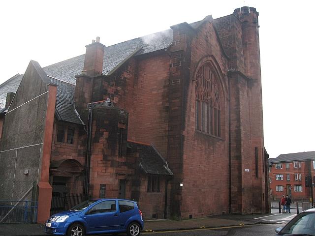 Queen's Cross Church