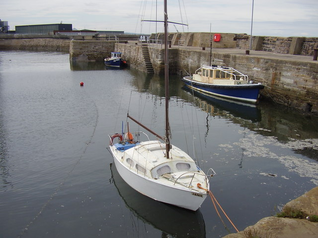 Cockenzie Harbour, East Lothian