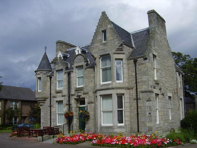 Winton House, Port Seton, East Lothian, Scotland