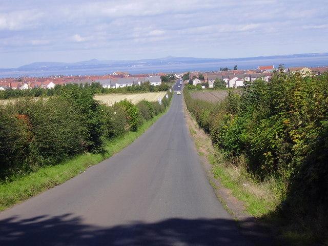 The Fishers Road, Port Seton, East Lothian Scotland