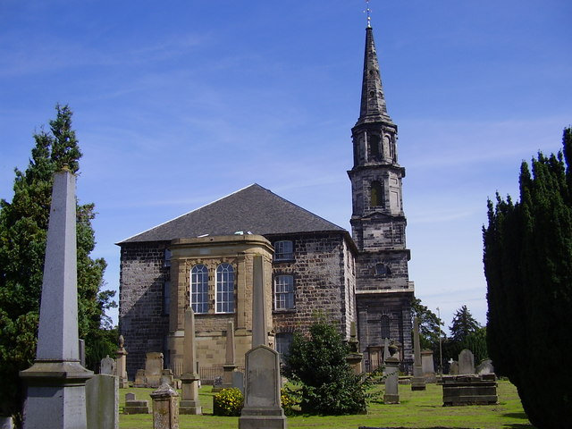 St. Michael's Kirk, Inveresk, Musselburgh, Scotland