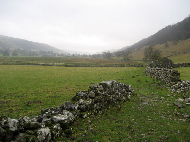 Upper Wharfedale South of Buckden