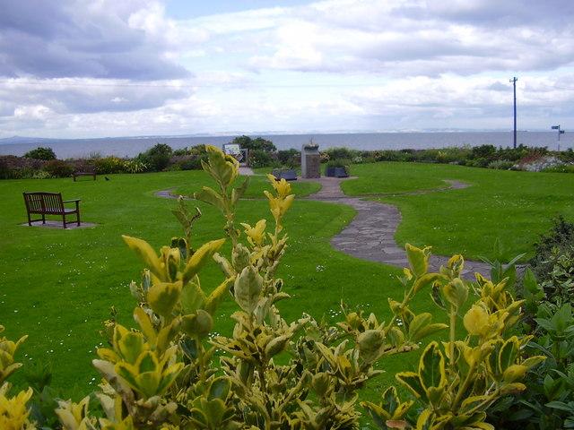 The Millennium Garden, Cockenzie, East Lothian