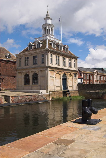Kings Lynn Old Customs House