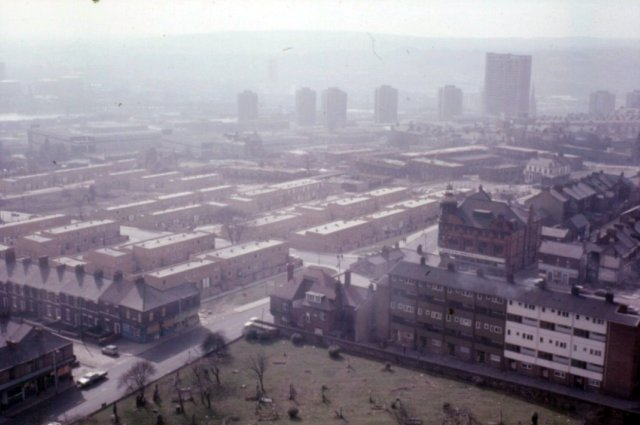 Mixed Housing Elswick Newcastle upon Tyne