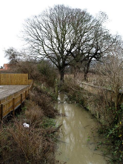 Minor Land Drain in Hedon