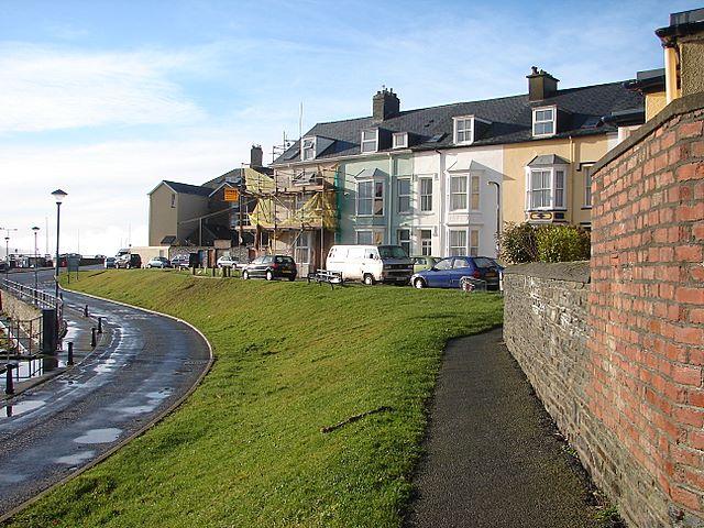 Rheidol Terrace, Aberystwyth