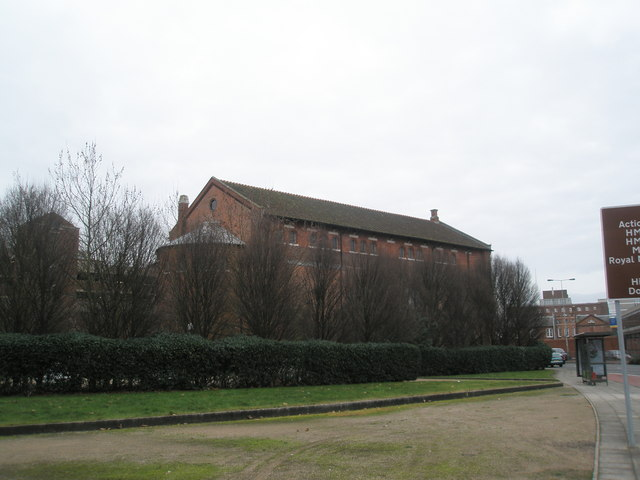 Formerly St Agatha's Parish Church