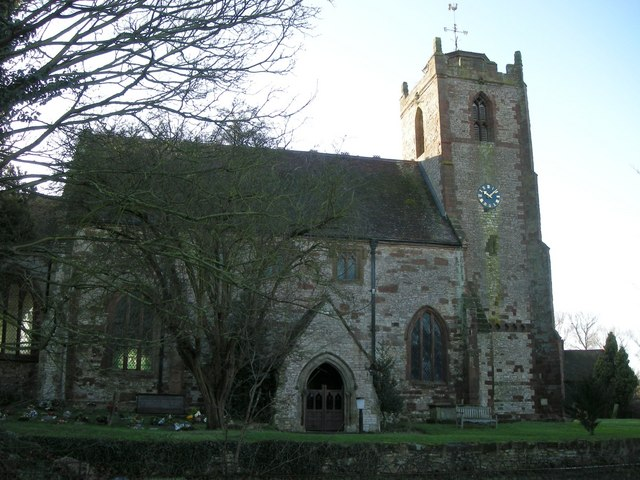 Long Itchington-Holy Trinity Church