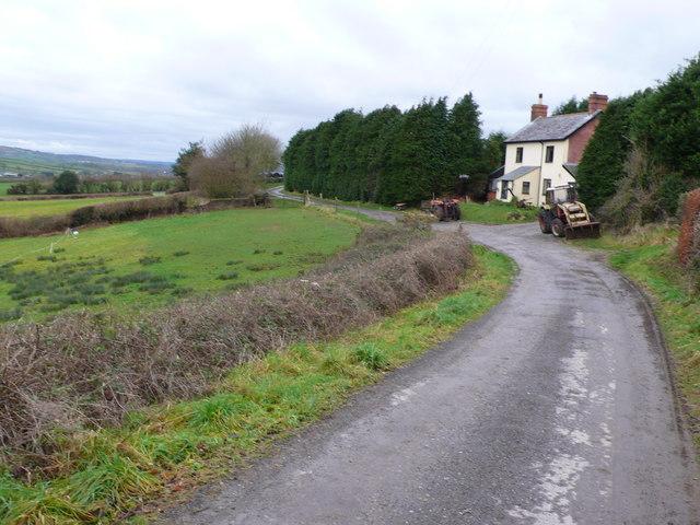 Cottage next to West Farm, Mosterton, Dorset