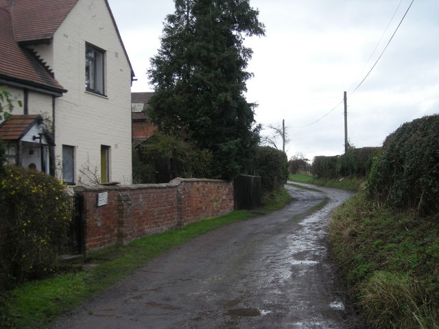 Path to Coppice Farm