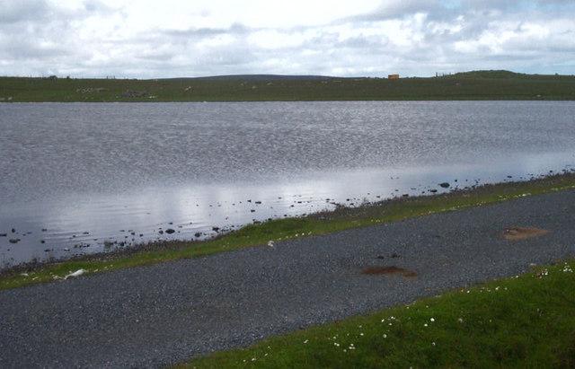 Loch of Funzie, Shetland