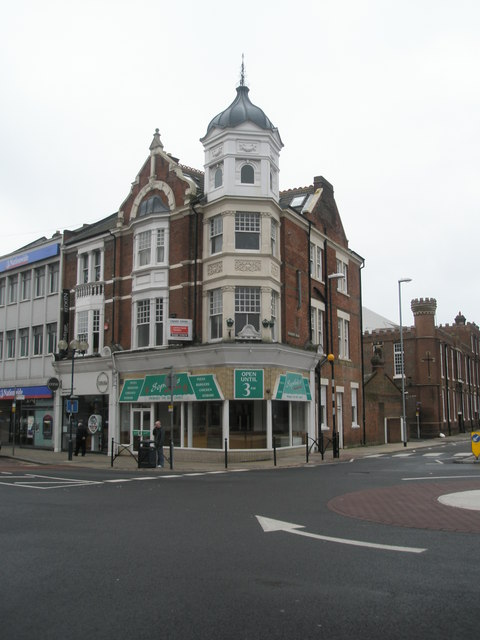 Kebab Shop near Commercial Road