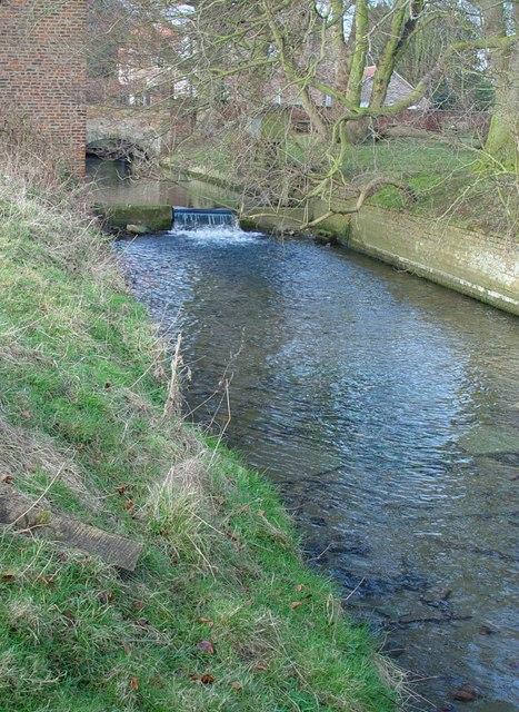 The Weir in Nafferton