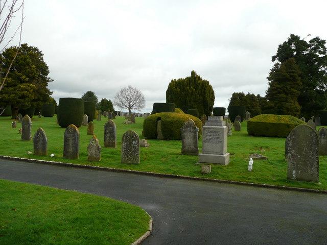 Tiverton Cemetery
