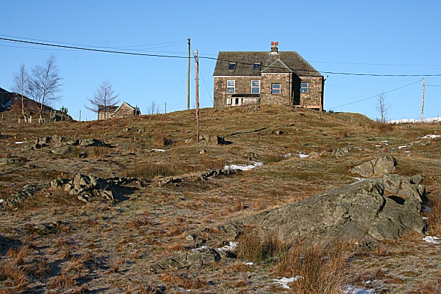 Old School House, Glen Lednock