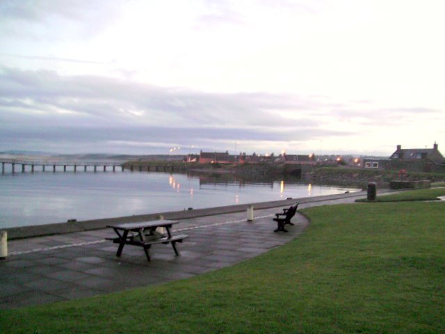 The Riverside at Lossiemouth