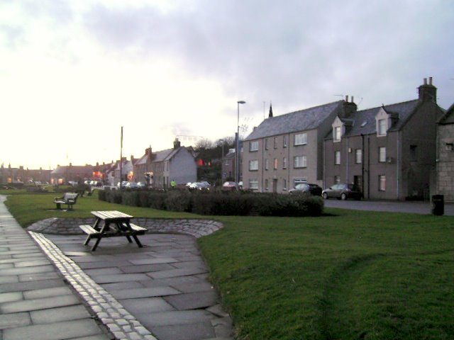 Clifton Road, Lossiemouth