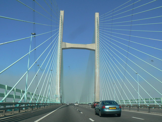 Crossing the Severn