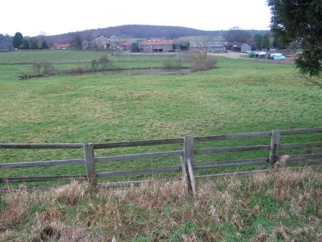 Town Farm at Cloughton