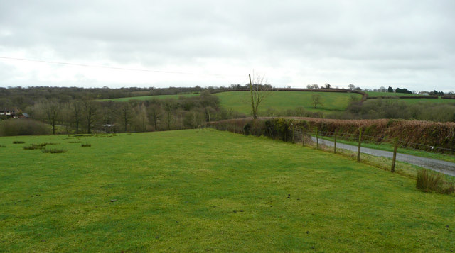 Mid-Devon countryside