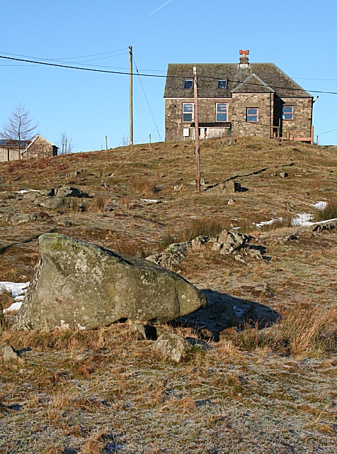 Old School House, Glen Lednock