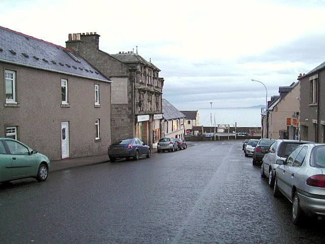 Queen Street , Lossiemouth