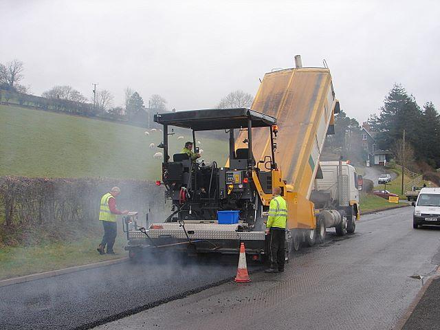 Repairing the A44